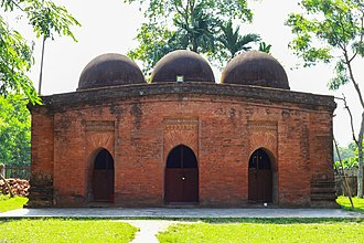 Feni District - Image: Beautiful Sharshadi Shahi Mosque