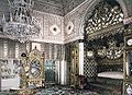 Bedchamber of the late Bey of Tunis - Ksar Said - Tunis - Tunisia - 1899.jpg