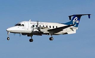 Beechcraft 1900 Commuter airliner and light transport aircraft