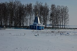 Belarus-Babruysk District-Turki-Cemetery and Chapel-1.jpg
