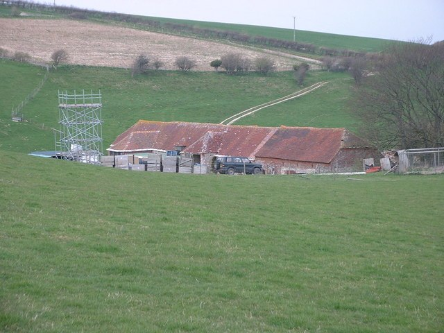 Belhuish Farm - geograph.org.uk - 384658