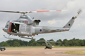 Bell 412EP Griffin HAR2, UK - Air Force AN1560195