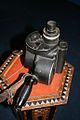 Bell and Howell 35mm wind up film camera. 1940's..jpg