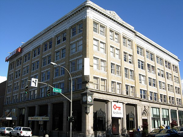 Bank Buildings On The National Register Of Historic Places
