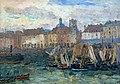 Bemberg Fondation Toulouse - Port de Dieppe - Albert Lebourg 1893 48x67 Inv.2064.jpg