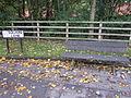 Bench at Square Lane, Burscough.JPG