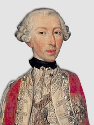 Duke of Chablais - Prince Benedetto, the third Duke of Chablais