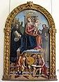 Benedetto coda, madonna col bambino, santi e angeli, da san cataldo, 1513.JPG