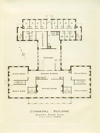 Bennington College - The Commons Building