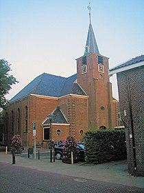 Benthuizen dorpsstraat kerk hervormde gemeente.jpg