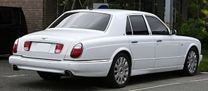 Bentley Arnage - Bentley Arnage (Japan)