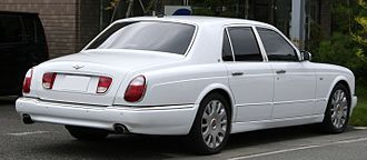 Bentley Arnage - Bentley Arnage (Japan)