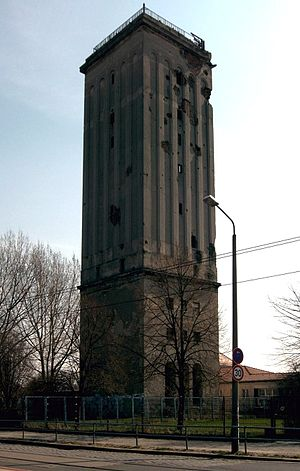 Heinersdorf - Water tower