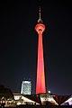 Berlin Fernsehturm am Alexanderplatz - panoramio (3).jpg