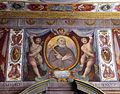 Bernardino Poccetti e aiuti, affreschi della sagrestia di san bartolomeo di ripoli, 1585, fregio 06 san giovanni gualberto.JPG