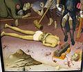 Bernat martorell, quattro scene della vita di san giorgio, 1435 ca. 05.JPG