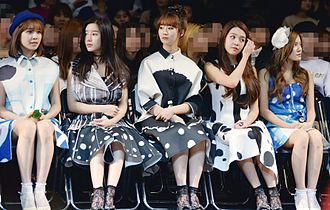 Berry Good - Berry Good at the 2015 Seoul Fashion Week, on March 22, 2015.