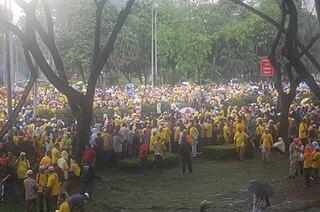 2007 Bersih rally protest