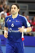 Bertrand Gille (HSV Hamburg) - Handball player of France (2).jpg