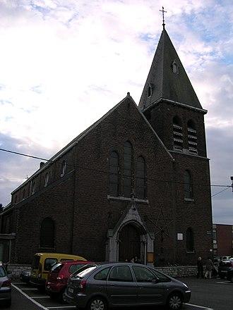 Beyne-Heusay - Image: Beyne Heusay Kirche 2b