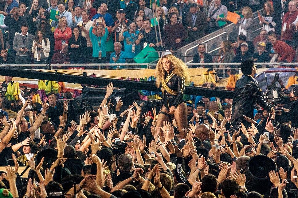 Beyonce and Bruno Mars Super Bowl 50