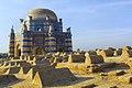 Bibii Jawindi Tomb Uch Sharif.jpg