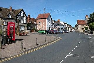 Bidford-on-Avon Village and civil parish in Warwickshire, England