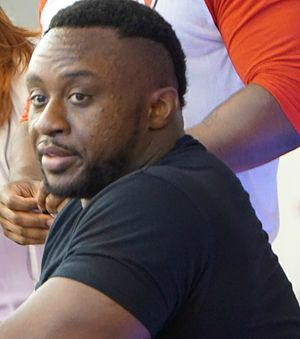 Big E (wrestler) - Big E in March 2015