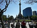 Bikie day at the Ángel de la Independencia (4340028998).jpg