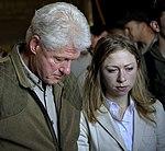 Bill & Chelsea Clinton 100118-F-9712C-644 (4289323861) (cropped1).jpg
