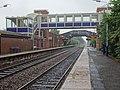 Birchwood railway station, Warrington, geograph-5841729-by-Nigel-Thompson.jpg
