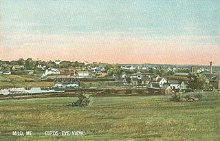 Milo, Maine Town in Maine, United States