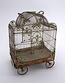 Bird cage in the form of a circus wagon Birdcage, 18th century (CH 18574895).jpg