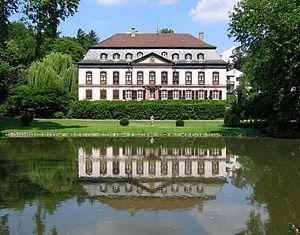Birkenau (Odenwald) - Schloss Birkenau
