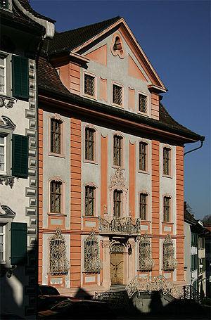 Bischofszell - Image: Bischofszell Rathaus