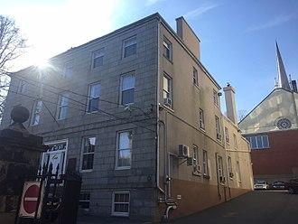 James Boyle Uniacke - Uniacke's residence: Black-Binney House, Halifax, Nova Scotia