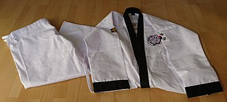 Tang Soo Do - Black Belt Tang Soo Do Dobok