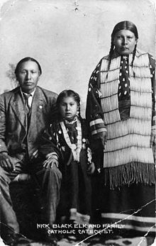 Magnificent black elk lakota sioux authoritative