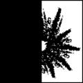 Black spore print icon.png