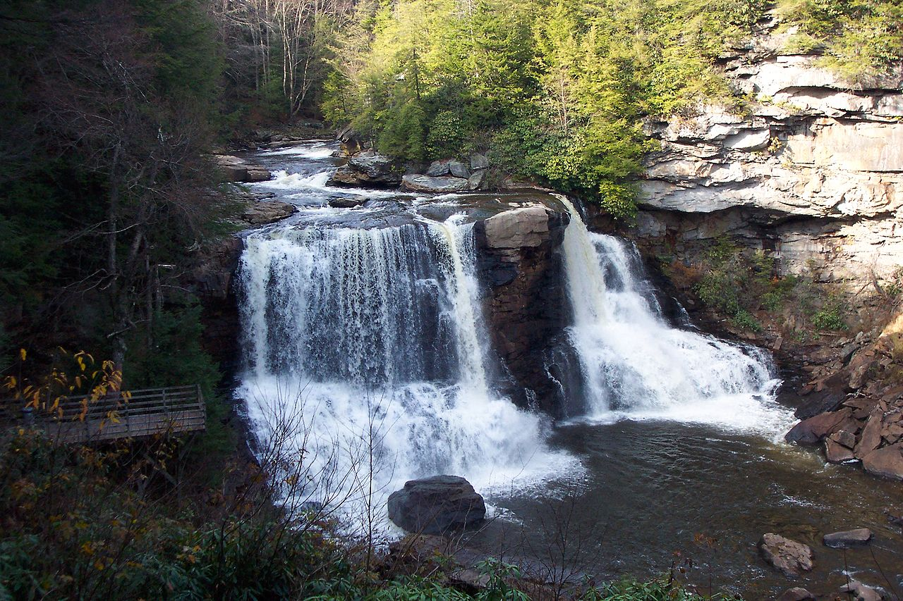 Blackwater Falls State Park >> 50 Photos of Blackwater Falls State Park in West Virginia | BOOMSbeat