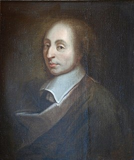 Blaise Pascal French mathematician, physicist, inventor, writer, and Christian philosopher