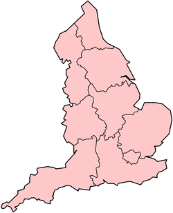 Map Of England Template.Template Talk England Labelled Map Wikipedia