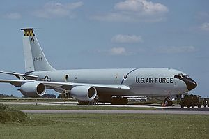 7th Air Refueling Squadron - KC-135 Stratotanker of the 19th Air Refueling Wing
