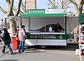Bofferding beer trailer (Luxembourg City).JPG