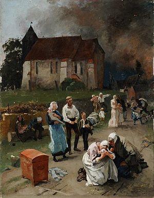 Christian Ludwig Bokelmann - Image: Bokelmann Fire