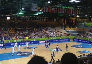 2004 European Men's Handball Championship - Image: Bonifika Arena