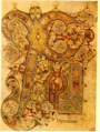 Book of Kells ChiRho Folio 34R.png
