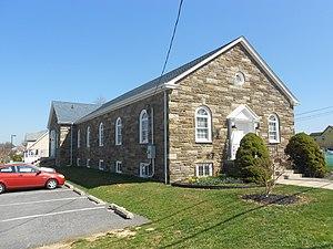 Boothwyn, Pennsylvania - Boothwyn Reformed Presbyterian Church