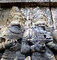 Borobudur - Lalitavistara - 017 S, The Queen tells her Dream (detail 1) (11247659785).jpg