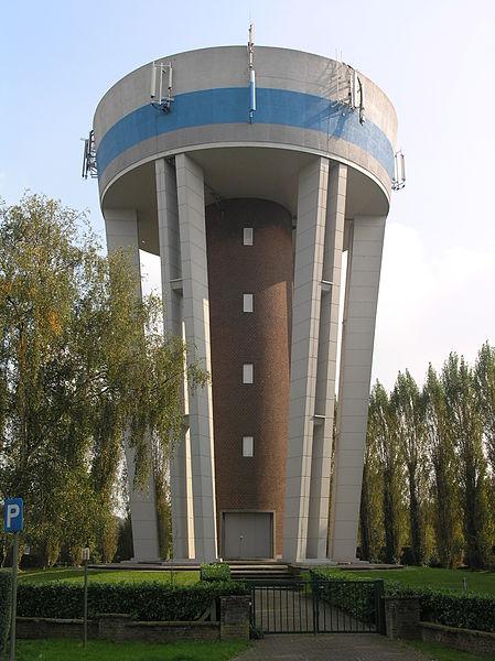 Borsbeek Jozef Reusenlei Watertoren